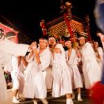 妻籠宿・和智埜神社祭礼2010