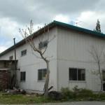 工場の外壁塗装計画