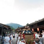 和智埜神社祭礼2013