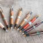 翠寶堂 X のはら工芸 コラボモデルのボールペン
