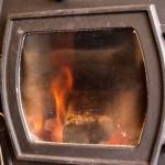 木工屋の贅沢な焚き物