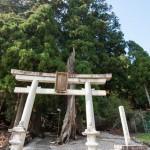木地師のふるさとへ行く・大皇器地祖神社