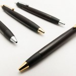 ハカランダ(ブラジリアンローズウッド)のペンの販売を始めました