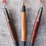 極太タイプのペンにも色々ありまして