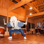 妻籠宿の火祭り2014・伝統芸能