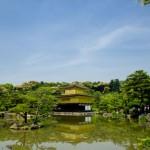 京都・鹿苑寺