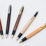 木のペン・細軸タイプの一時販売停止のお知らせ