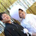 嫁日記:結婚式 式のお話