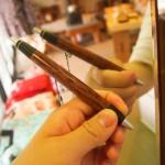 嫁日記:シーオークのペン
