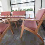 学生時代に作った椅子